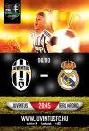 Juventus - Real Madrid | június 3.